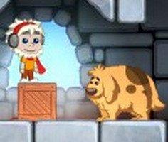 Çocuk ve Köpeği oyunu oyna