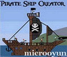 Korsan Gemisi Yapma oyunu oyna