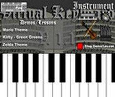 Piyano Öğren oyunu oyna