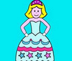 Prenses Boyama oyunu oyna