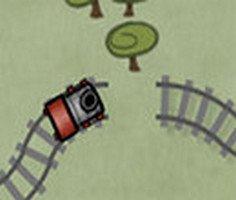 Demiryolu Raylarını Yerleştirme oyunu oyna