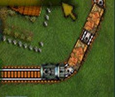 Demiryolu Oyunu oyunu oyna