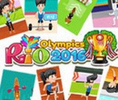 Rio Olimpiyatları 2016 oyunu oyna