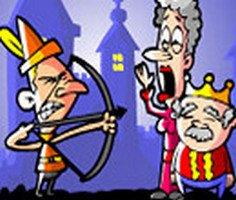 Robin the Hoodlum Game