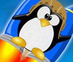 Roket Penguen oyunu oyna