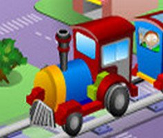 Tren Kalkıyor oyunu oyna