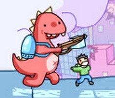 Dinozor Koşusu oyunu oyna