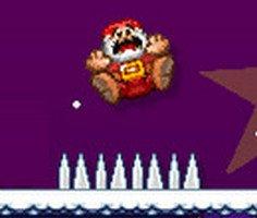 Zorlu Noel Baba Koşusu oyunu oyna