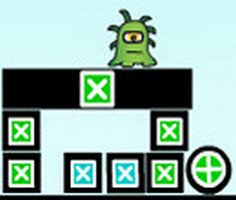 Yeşil Canavarı Kurtar oyunu oyna