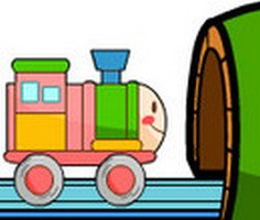 Kids Railroad Game