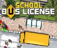 Okul Otobüsü Lisansı oyunu oyna