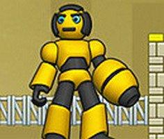 Sarı Robot oyunu oyna
