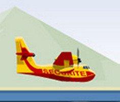 Yangin Söndürme Uçagi Oyunu oyunu oyna