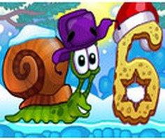 Salyangoz Bob 6: Kış Hikayesi oyunu oyna