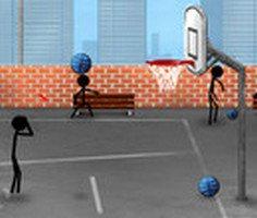 Çöp Adam Sokak Basketbolu oyunu oyna