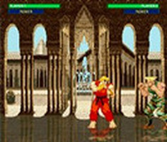 Street Fighter 2 Game