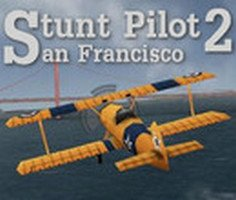 Stunt Pilot 2 San Francisco Game