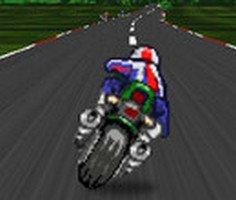 Süper Motorsiklet Yarışı oyunu oyna