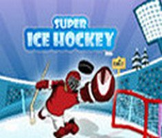 Super Ice Hockey Game