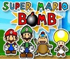 Süper Mario Bomba oyunu oyna