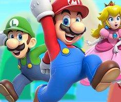 Süper Mario Bros Yıldız oyunu oyna