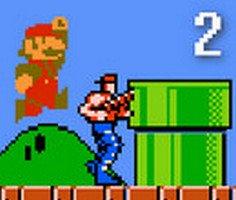 Süper Mario Geçit 2 oyunu oyna