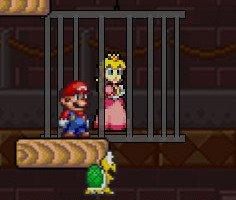 Süper Mario Prenses Kurtarma oyunu oyna