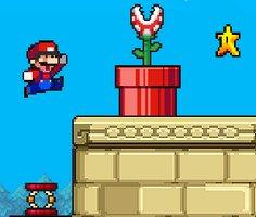 Süper Mario Özel Sürüm oyunu oyna