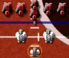Superstar Football Game