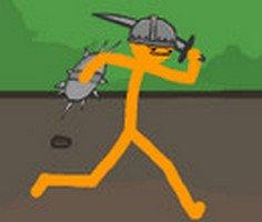 Kılıç Ustası Çöp Adam oyunu oyna