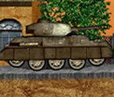 Tank Çılgınlığı oyunu oyna