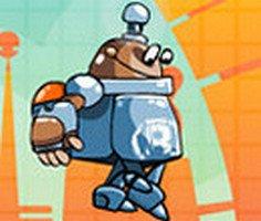 Teknolojik Robot oyunu oyna