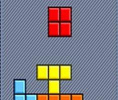 Klasik Tetris oyunu oyna