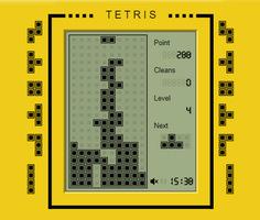 Tetris oyunu oyna