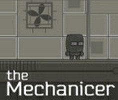 Mekanik Robot oyunu oyna