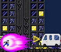 Mutant Ninja oyunu oyna