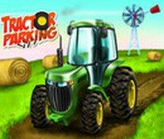 Traktör Park Etme oyunu oyna