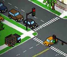 Trafik Yönetme oyunu oyna