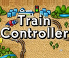 Train Controller Game