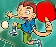 Trampolin Masa Tenisi oyunu oyna