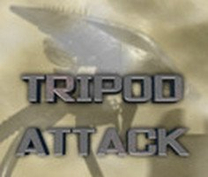 Tripod Attack Game
