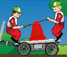 Yük Taşıma Arabası oyunu oyna