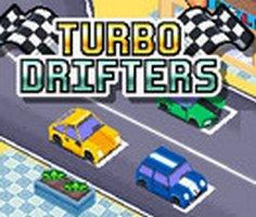 Turbo Drift Yarışı oyunu oyna
