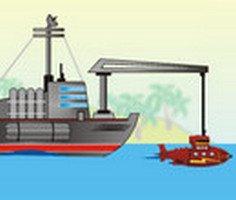 Denizaltı Gemisi oyunu oyna