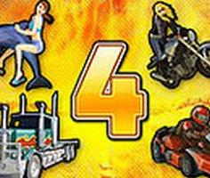 Yarış Araçları 4 oyunu oyna