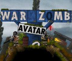 Zombi Savaşçısı oyunu oyna