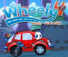 Araba Macerası 4: Zaman Yolculuğu oyunu oyna