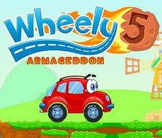 Araba Macerası 5: Mahşer oyunu oyna