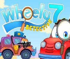 Araba Macerası 7: Dedektif oyunu oyna