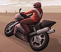 Retro Motor Yarışı